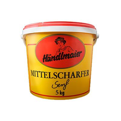 Haendelmaeier Mustard Medium