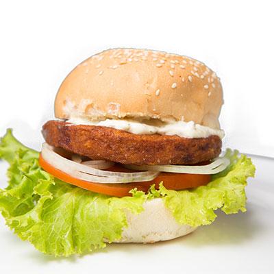 Burger Pellet Fish